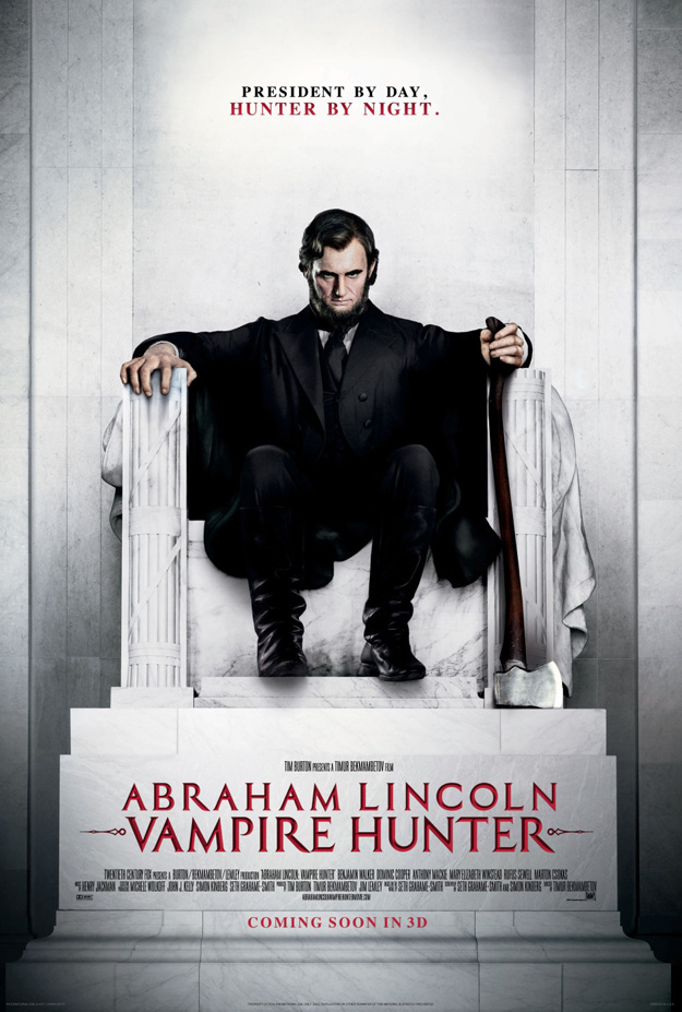 Abraham Lincoln: Vampire Killer???