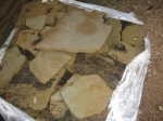 Oklahoma flagstone (mixed) for decking