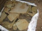 Oklahoma flagstone (mixed) for decking