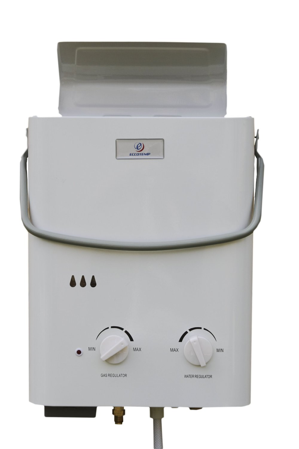 Portable Water Boiler ~ Camp chef triton l portable hot water heater while