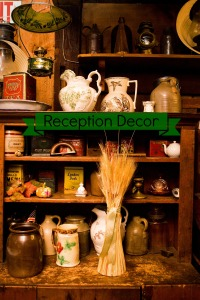 receptiondecor
