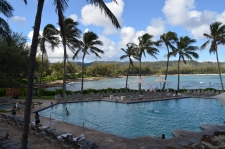 Turtle Bay pools and beaches