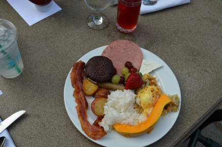 Breakfast Buffet at Kula Grille